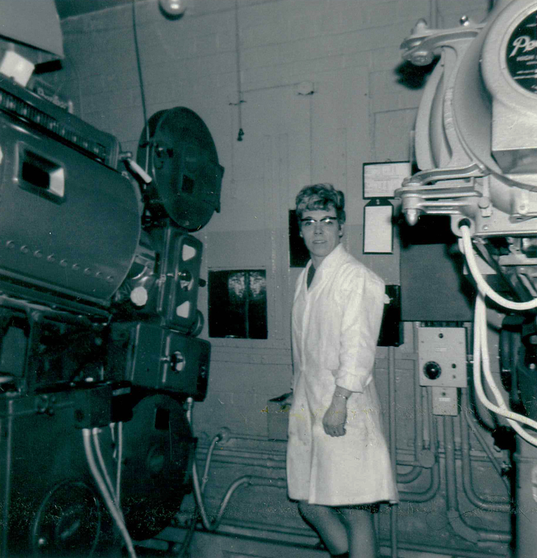 Joan Pearson - A.B.C. Aston Cinema, Birmingham<br />
