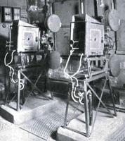1912 box - projectors